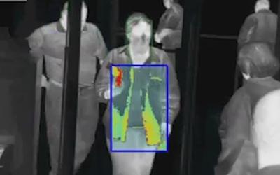 Thermal Matrix Concealed multi-spectral surveillance Threat